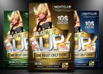 Blow It Up - PSD Flyer by mrwooo