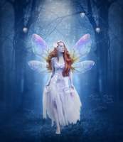 Frozen Fairy by Marjie79