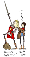 Merthur by the-hilarious-duo