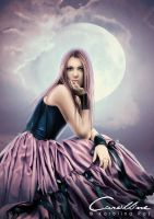 Moonlight Lady by BlackEngel