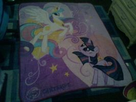 MY NEW BLANKET by PandaProjectile
