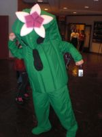 Flowering Cactuar at NDK 2010 by Di-Chan