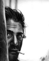 Dustin Hoffman by Dead-Beat-Nick