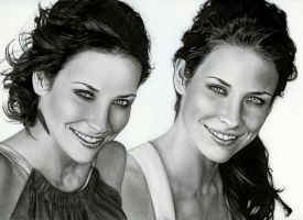 Evangeline Lilly -- WIP 3 by ArwenEvenstar16