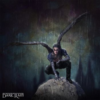 Dark Rain by deathbycanon