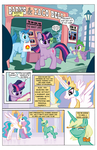 The Mystery of the Fattening Eclair Pg 22 by elnachato