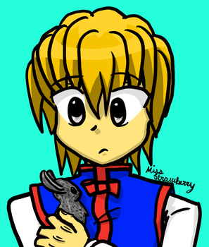 Kurapika AT by MissStrawberry28