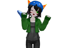NEPETA-CHAN by Genocider--Syo