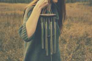 wind chimes by JenElizabeth
