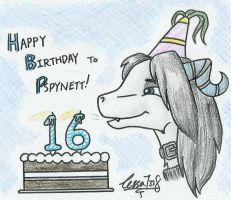 Sweet Sixteenth by tessa7338