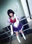 Eternal Sailor Saturn Cosplay by MaryAlfaro