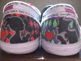 Mad Love shoes 4 by Kastagir