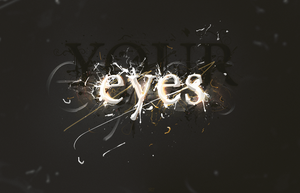 Your eyes by r2on