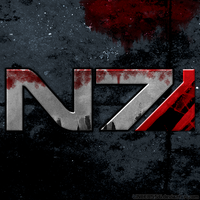 Mass Effect N7 Logo Edition 3 by lincer556