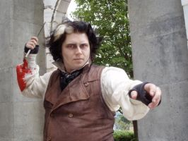 Sweeney Todd  DragonCon 2008 by Opergeist