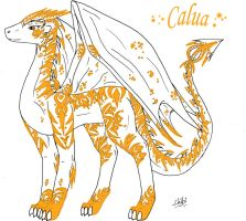 Contest entry - Calua by ChibiMieze