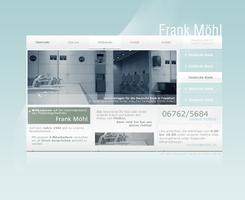 Firmenlayout _Frank Moehl by: by WebMagic