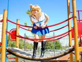 Fairy Tail - Playground by YumiAznable