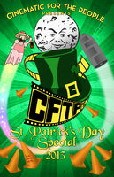 CFTP Presents: The CFTP St. Patrick's Day Special by Weirdonian