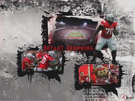 Bryant Browning Wallpaper by KevinsGraphics