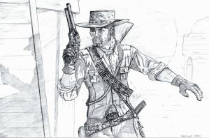 John Marston by DerekDwyer