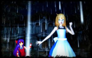 [MMD] The Witch's House -Be my friend by CielPhantomhiveNight