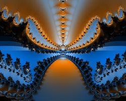 Sterling Fractal 2 by PMcB