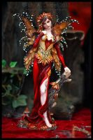 Autumn Fairy Queen by Lilyas