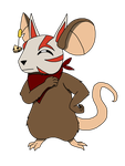 Mouse by LeapFangDaHunter
