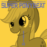 Super Ponybeat Vol. 049 Mock Cover by TheAuthorGl1m0