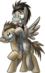Double Doctor Discording Day by saturnspace