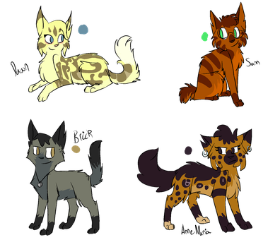 Total Drama, Characters pt 8 by Drama-kitty