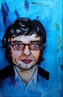 Jemaine Clement by Nippip