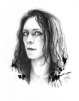 Ville Valo by MaryTL