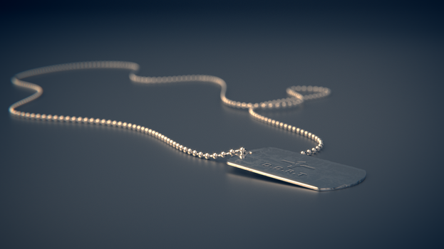 Dogtag by beta3designs