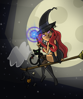 Kelsea the Witch: Complete by XxDarkAlessaxX