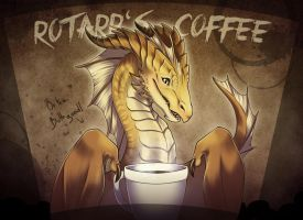 Rotarr's Coffee by FlyQueen