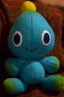 Chao Plushie by Xandyr