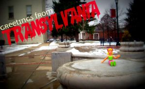 Greetings From Transylvania by EpicPseudonym