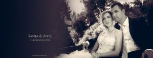 Wedding Front dual page by uljicni88