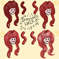 Easy-peasy hair tutorial by xJibrielle