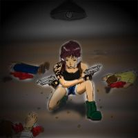 Gunslinger Revy by Arcemise