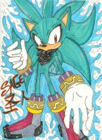.:New oc :.Sage The Wise and Powerful by SONICJENNY