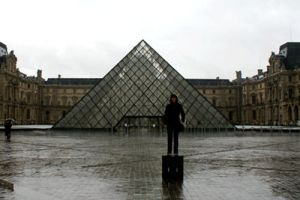 Lets meet at the Louvre by spyed