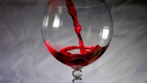 Highspeed photography of Wine (test) by DK-music