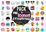 Icons Favorites by MyWorldBlue