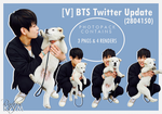 [V/Taehyung] BTS Twitter Update (280415) Photopack by RndrpsKyVM