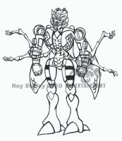 Waspinator by royalentertainment