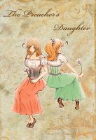 APH Romano Italy : The Preacher's Daughters by takagi-tachibana