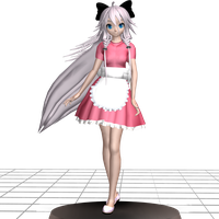 MMD [Phantom Thief F's Scenario~MotMD] IA Model by ChiharuYuuka
